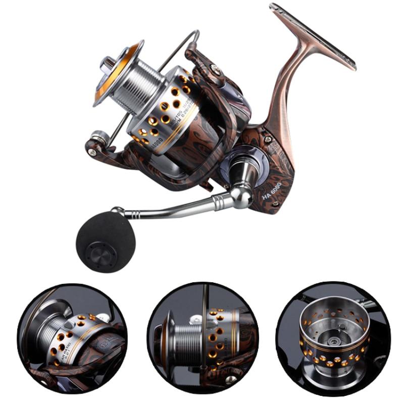 Lieyuwang 13 1bb 5 2 1 5 2 1 metal spinning fishing for 13 fishing spinning reels