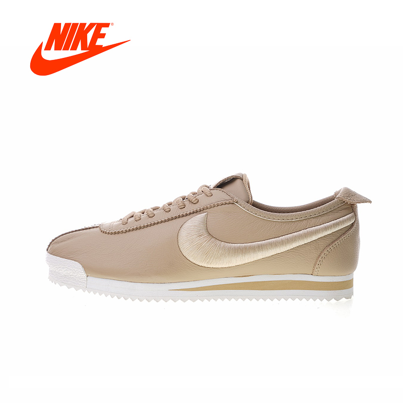 цена Original New Arrival Authentic Nike Cortez '72 Women's Comfortable Running Shoes Sport Outdoor Sneakers Good Quality 881205-101