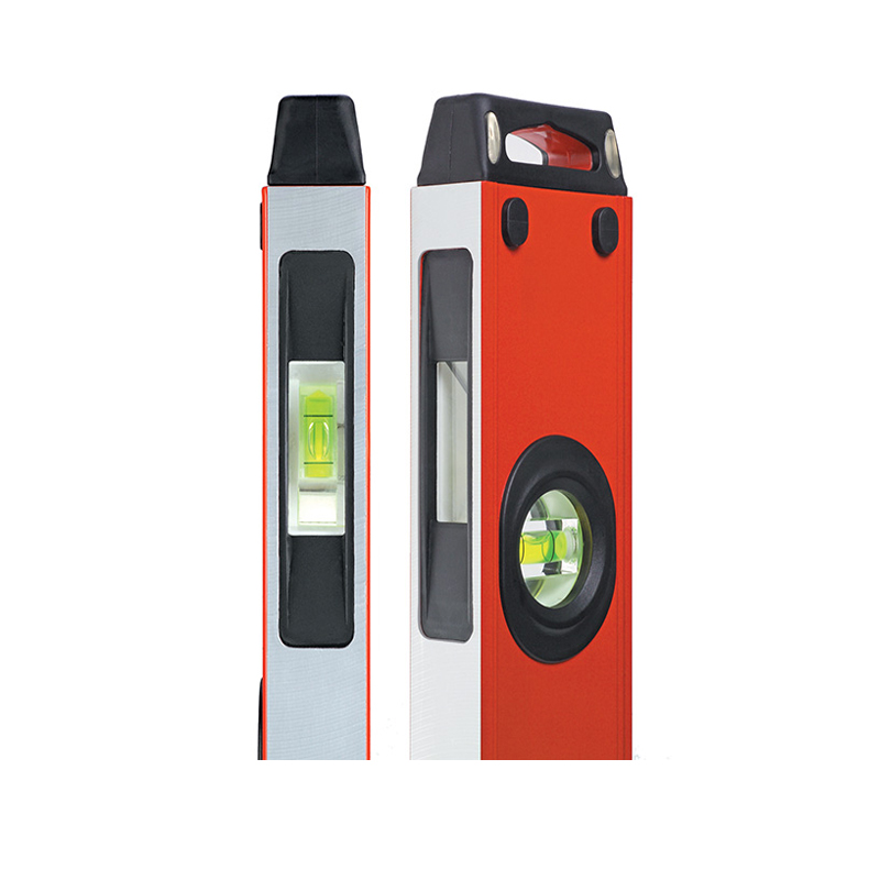 KAPRO Instrument de mesure de niveau en alliage d'aluminium de haute précision 60/80 CM avec bulles à bulle verticales horizontales - 6