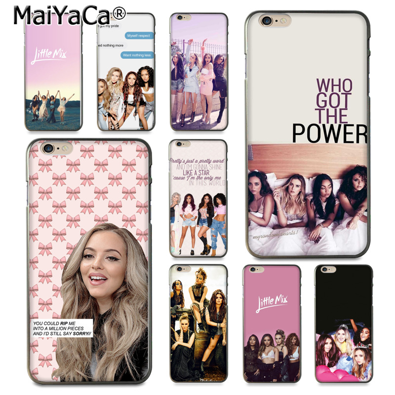 MaiYaCa Little Mix Signatures On Sale Luxury Cool Phone Accessories Case for