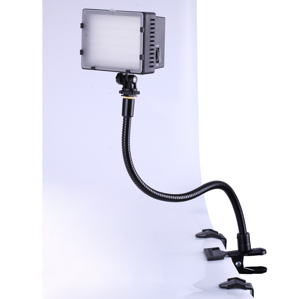 Neewer Photo Studio Lighting Light Stand Magic Clamp With Flexible Arm For Photography Equipments And Accessories