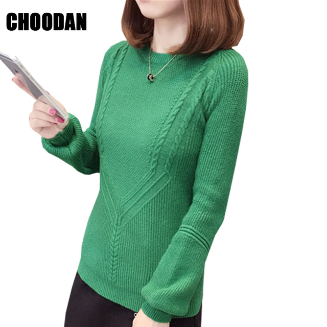 Knitting Shirt Womens Winter Fashion 2018 Autumn Ladies Sweater Twisted  Long Sleeve Sweaters And Pullovers Warm Female Clothing. Price  8e95f916b