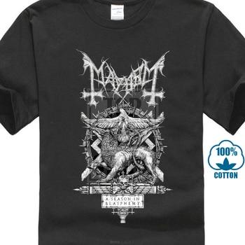 Mayhem A Season Of Blasphemy Shirt S M L Xl Official T Shirt Black Metal Tshirt