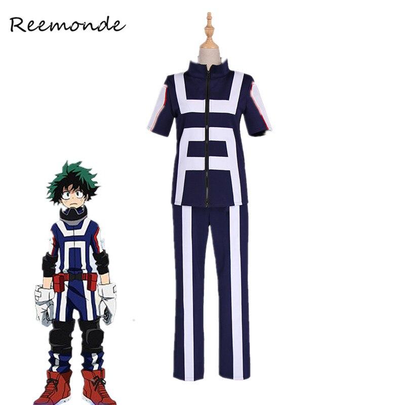 Anime My Hero Academia Cosplay Costume Todoroki Shoto