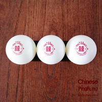 1980s DHS 38mm 3-Star Celluloid Table Tennis Balls Vintage Old DHS Ping Pong Ball Collection