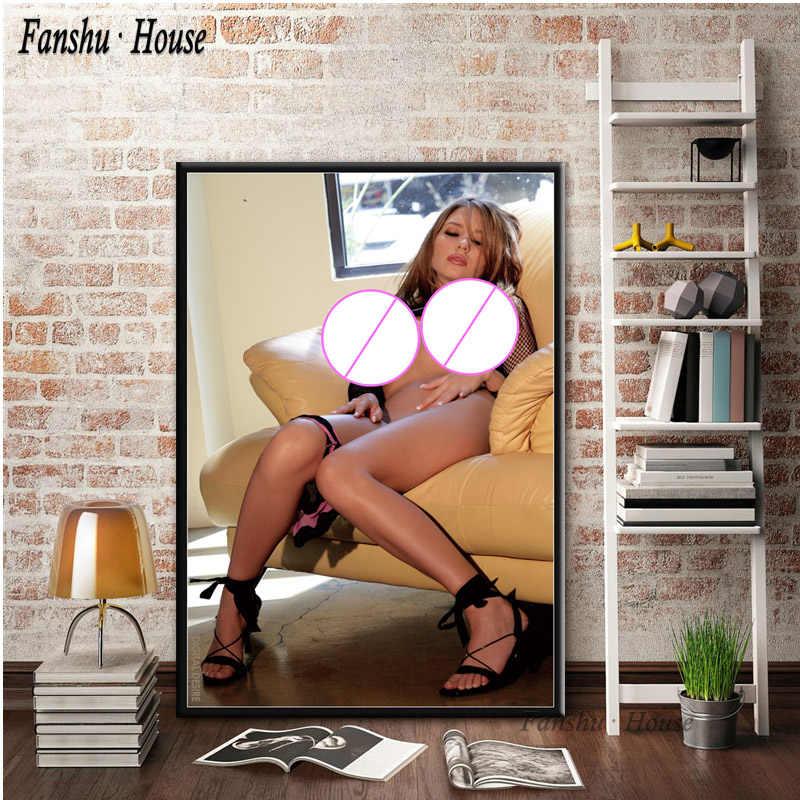 Постеры и принты Шэй Ларен Милая сексуальная девушка Актриса Звезда Настенная картина HD художественный постер картина декоративное украшение для дома