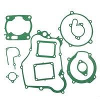 LOPOR Motor bike Cylinder Crankcase Cover Gasket for Yamaha YZ125 1992 Motorcycle Part gasket Engine Gasket Kit