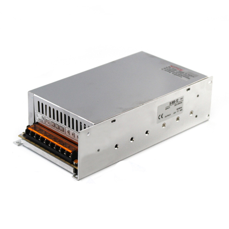 500W 72V 6.9A 220V INPUT Single Output Switching power supply for LED Strip light AC to DC 1200w 12v 100a adjustable 220v input single output switching power supply for led strip light ac to dc