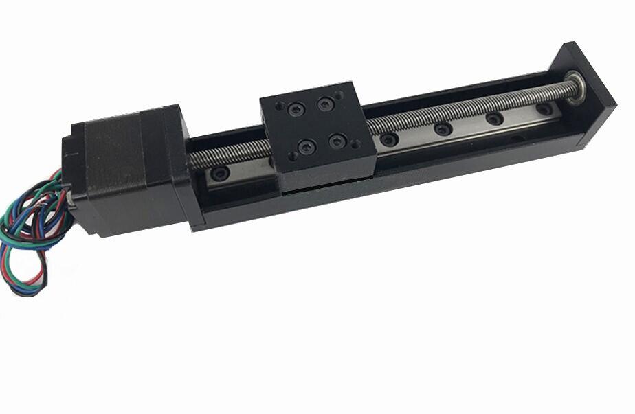 28 линейный шаговый двигатель руководство Slide T тип электрического железнодорожного модуль T6