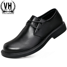 Mens shoes fashion Genuine Leather casual men business dress mens luxury man designer all-match cowhide