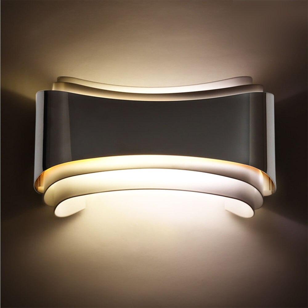 все цены на Loft Home Wall Lighting 110-220V Led Wall Lamp E14 Modern Sconce Wall Lights Bath Room Simple Fasion Led Lamps Luminarias онлайн
