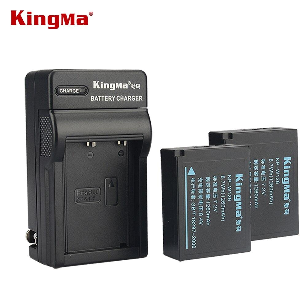 kingma np w126 np w126 battery for fujifilm hs33 hs33 hs35. Black Bedroom Furniture Sets. Home Design Ideas