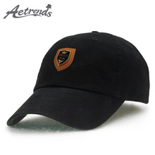 [AETRENDS] 2017 New Brand 100% Cotton Baseball Cap Men Fashion Hats for Men Z-3890