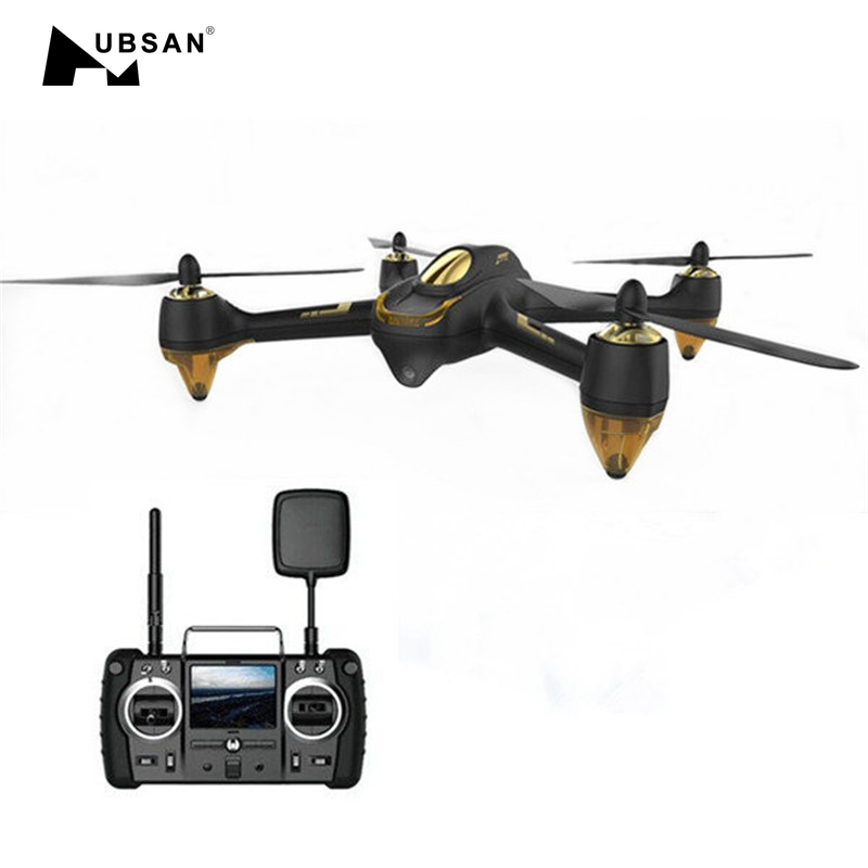 Original Hubsan H501S H501SS X4 Pro 5.8G FPV Brushless W/1080P HD Camera GPS RTF Follow Me Mode Quadcopter Helicopter RC Drone lipo battery 7 4v 2700mah 10c 5pcs batteies with cable for charger hubsan h501s h501c x4 rc quadcopter airplane drone spare