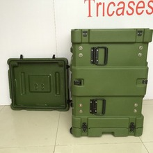 Tricases RU080 RU-Series 19'Rack Cases Shockproof Dustproof