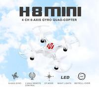 JJRC H8 Mini RC Hubschrauber Headless Modus 6 Achsen-gyro 2,4 GHz 4CH LED licht 360 Grad Rollover Funktion Fernbedienung Drone