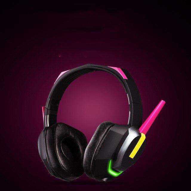 OW Cosplay écouteur casque DVA écouteur sans fil Bluetooth écouteur accessoires magiques cadeau livraison directe