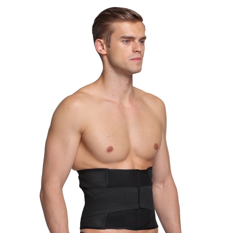 Mesh Bandage Men Body Shapers Sexy Slim Trainer Strength Burning Shapewears Corset Compression Belly Waist Underwears Male 40%Y