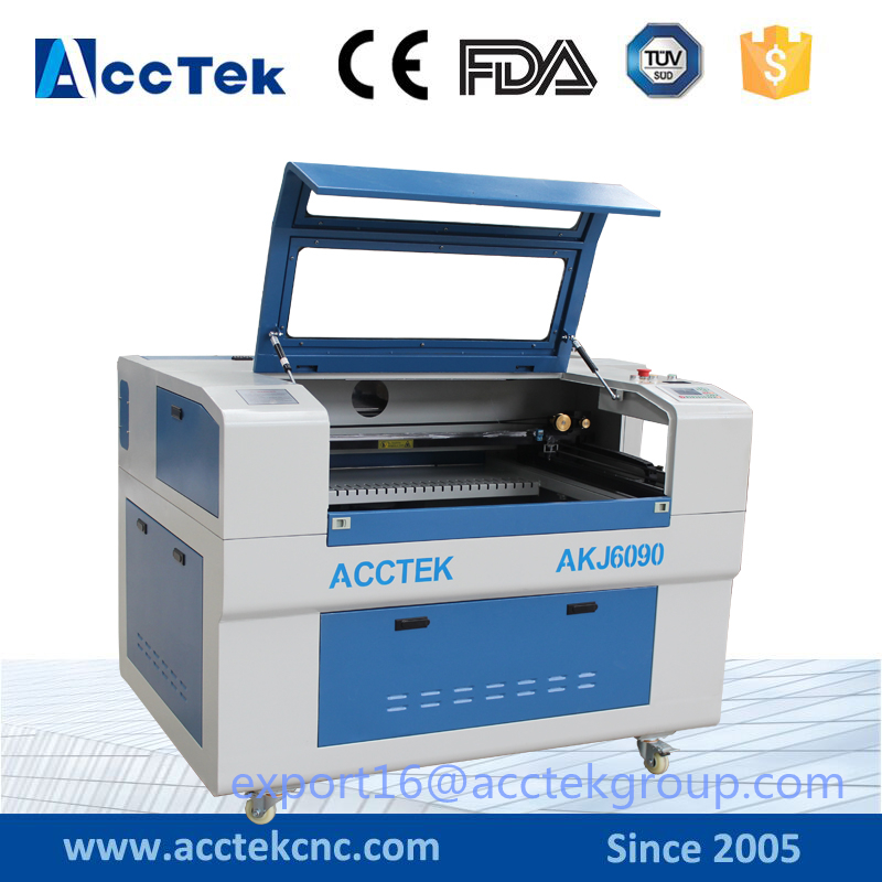 Hot sale cnc Co2 wood laser cutting and engraving machine parts 6040 6090 1390 1325 1610