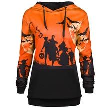 halloween sweatshirts women hoodies sweatshirt ladies autumn clothes streetwear gothic hoodie womens new pullover harajuku