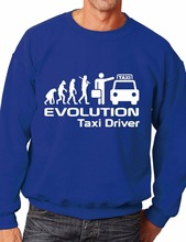 Evolution Of A Taxi Driver Job Work Unisex Sweatshirt More Size and Color-E122