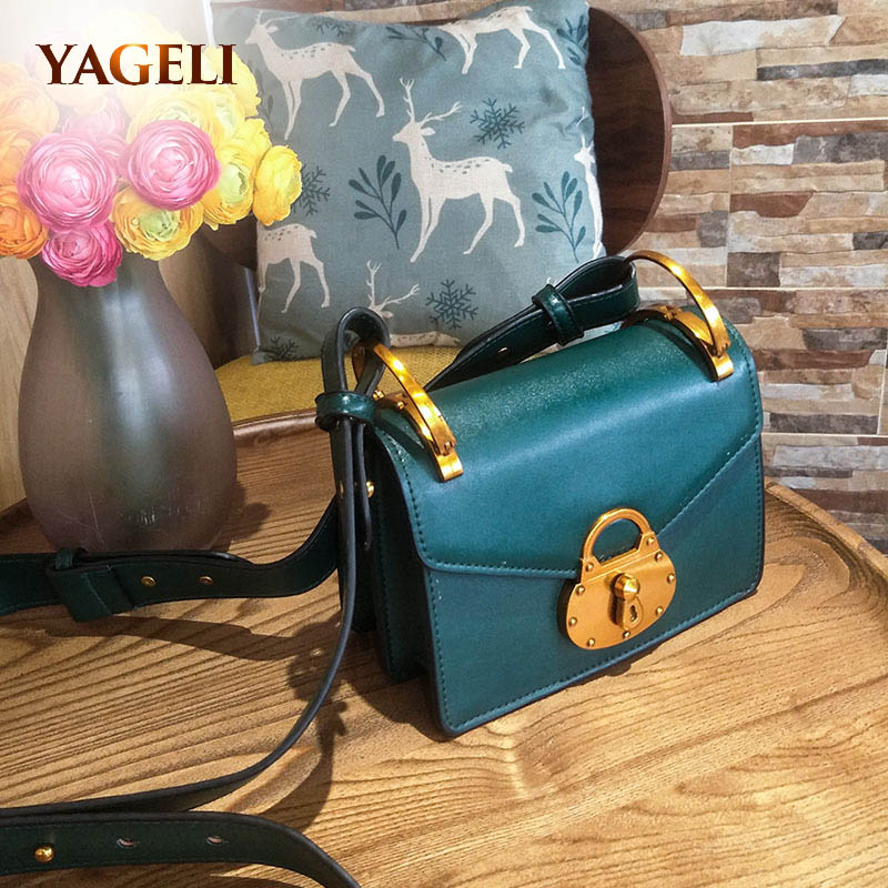 2017 fashion brand design PU leather crossbody bags for women small ladies shoulder messenger bags with wide shoulder strap