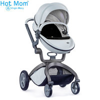 Free ship original hot mum baby stroller folding light trolleys buggiest shock baby stroller 2 in 1 bb car 3 in 1 baby stroller