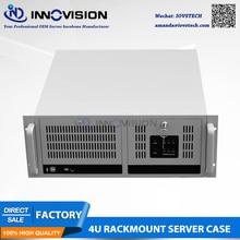 Chasis de montaje en rack HQ 4U IPC610H con notificación de alarma Visual y Audible