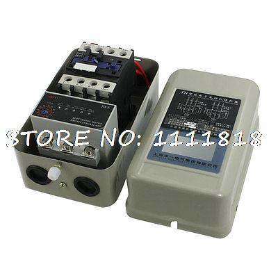 NO AC Contacot 5-65A Thermal Overload Relay Motor Protector 11KW 220V 1pc new s thermal overload relay 3ua5240 1f 3 2 5a