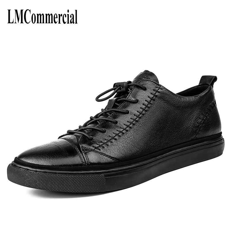 The winter warming Korean classic British all-match leather leisure shoes men cowhide  breathable sneaker men casual shoes 2017 new autumn winter british retro men shoes zipper leather breathable sneaker fashion boots men casual shoes handmade