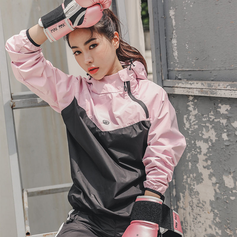 Tracksuit For Women Men Sportswear Autumn Winter Warm Lock Jogging Suits Loose Weight Sweat Boost Sauna Suits Running Clothing brand fashion mens loose jean harem warm jeans loose for men unique hip hop clothing quality outwear autumn winter pencil pant