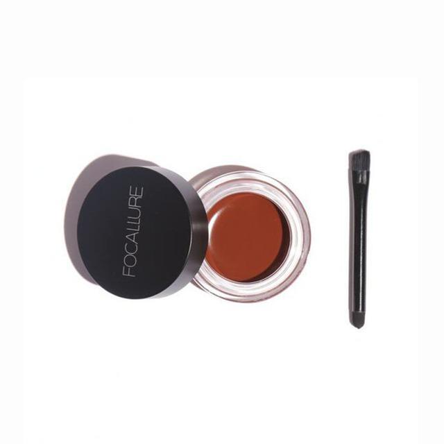 Long Lasting Eyebrow Gel with Brush