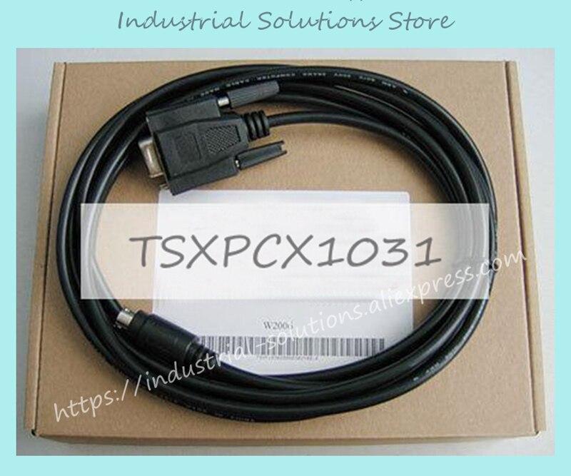 Nuovo TSXPCX1031 NEZA TWIDO TSX PLC della serie cavo di programmazioneNuovo TSXPCX1031 NEZA TWIDO TSX PLC della serie cavo di programmazione