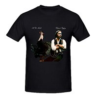 Gildan Al Di Meola Elegant Gypsy Men's Relaxed Fit Cotton Round Neck T-Shirt