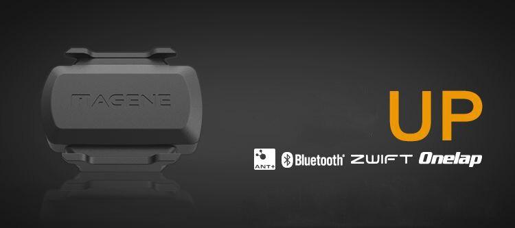 Gemini210 Bike Speedometer Speed Cadence Sensor 2 in 1 ANT+Bluetooth for Strava Garmin Bryton Bike Bicycle Computer Stopwatch