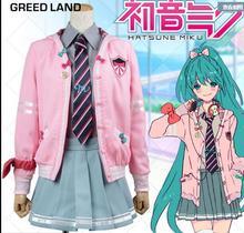 uniforme Miku Costumes Cosplay