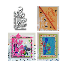 Eastshape Balloon Metal Cutting Dies Scrapbooking Album Craft Embossing Die Cut Limited Special Welfare Party Decor for You