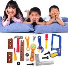 Hot 19Pcs Repair Tools font b Toys b font Plastic Fancy Dress Instruments font b Toy