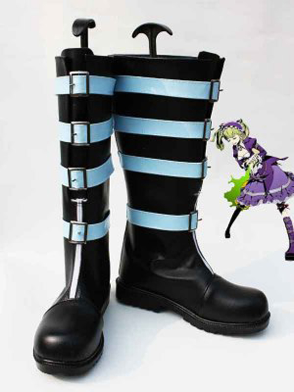 Unlight GrandGuignol Sher Halloween Cosplay Boots Shoes ...
