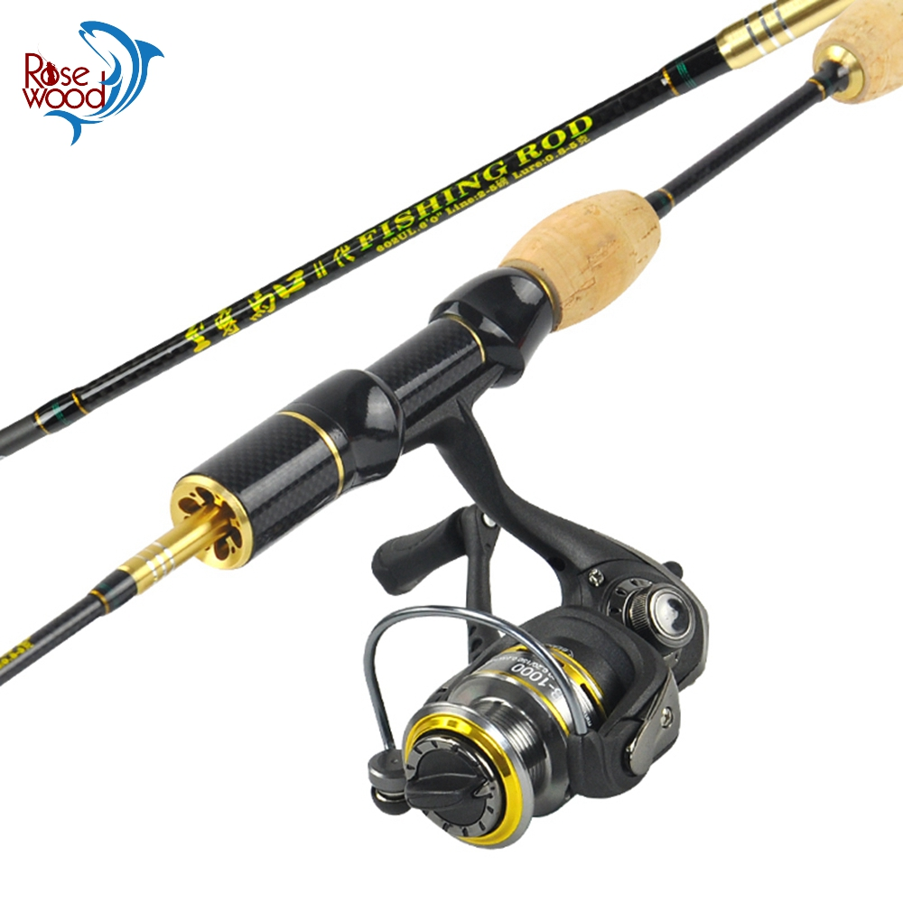 Buy rosewood brand ul spinning for Light fishing rods