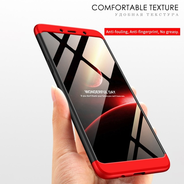 360 Shock-proof Protective Case For Samsung Galaxy A9 3