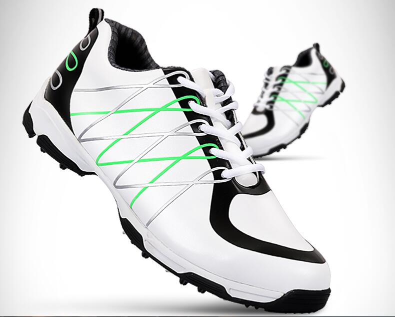 Высокое качество! PGM мужские Гольф спортивные Обувь анти-заносить Технология и Водонепроницаемый и дышащий, Бесплатная доставка