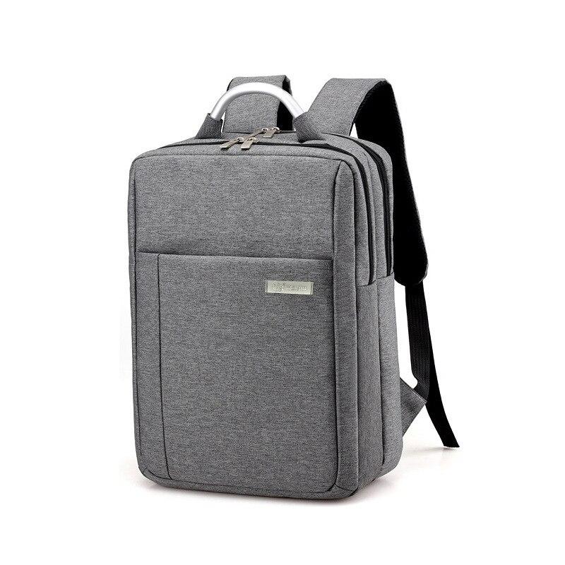 2019 fashion trendmen business shoulder bag retro bagpack women notebook computador hand bags man office brand laptop bag