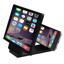 Video-Amplifier Watching Smart-Phones Black HD for Stronger 3d-Effect Movies And Is