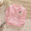 Осень и весна девочка кардиган свитер, Дети свитер, Малыш кардиган # Z1344B