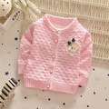 Free shipping 2015 Autumn and Spring New baby girl cardigan sweater,children sweater,kid cardigan#Z1344B
