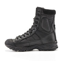 Mens Lightweight Military Hiking Boots Combat Army Mountain Climbing Boots Wearable Damping Tactical Sport Shoes AA12012