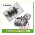 JIANSHE LONCIN 250CC enginelx250 js250 countershaft main counter shaft  atv quad accessories free shipping
