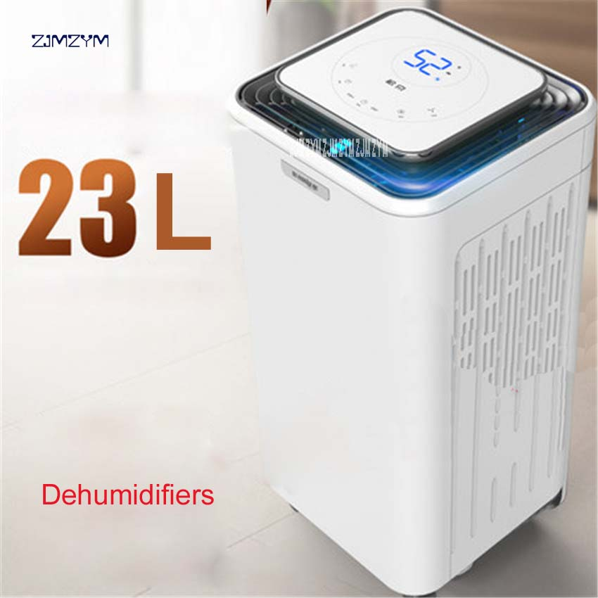 2.5L Home Office Electric Air Dehumidifier Semiconductor Desiccant Moisture NEW