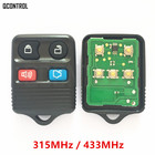 QCONTROL Car Remote Key Transmitter for FORD/MERCURY Escape Excursion Expedition Explorer Freestar Freestyle Mustang